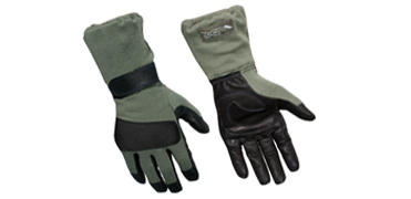 Wiley X Gloves - Raptor Glove Foliage Green