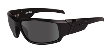 Wiley X Sunglasses - Hydro Black Ops/Matte Black with Smoke Grey Lens - Street Series