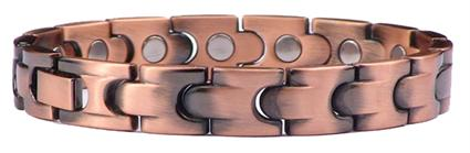 Copper Spaceship - Magnetic Therapy Anklet (AMBC-115) - DISCONTINUED