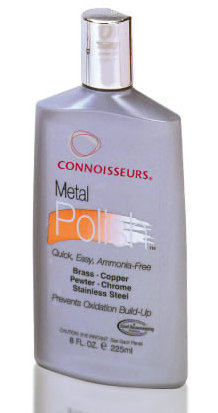 Connoisseurs Metal Polish - Jewelry Cleaner
