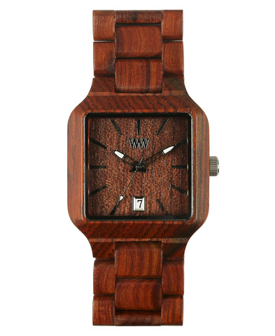 WeWood Wooden Watch - Metis Brown (wwood031) - DISCONTINUED