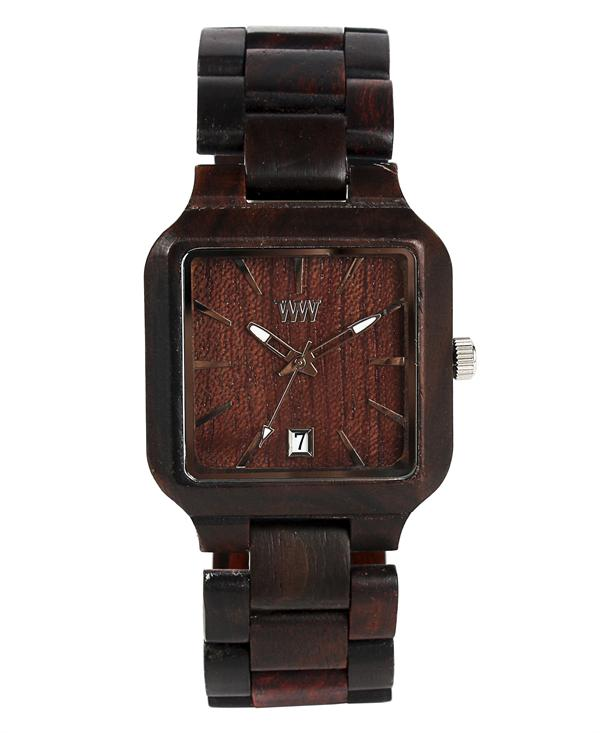 WeWood Wooden Watch - Metis Chocolate (wwood032) - DISCONTINUED