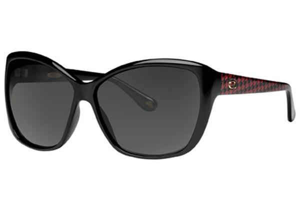 Angel Sunglasses - Mod - Black Frame with Smoke Polarized Lens - DISCONTINUED