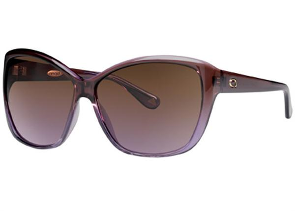 Angel Sunglasses - Mod - Lavender Fade Frame with Brown Gradient Lens - DISCONTINUED