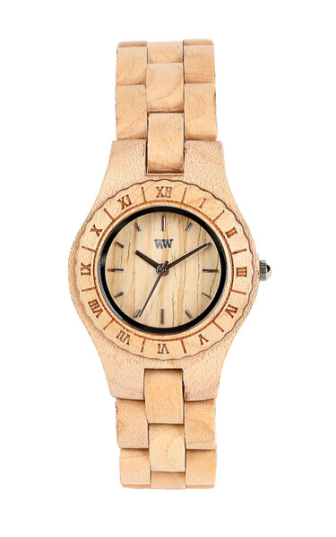 WeWood Wooden Watch - Limited Edition Moon Beige