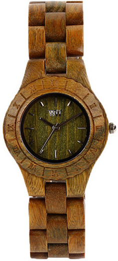 WeWood Wooden Watch - Moon Army - DISCONTINUED