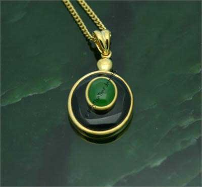 Polar Jade Pendant (P0016) - DISCONTINUED