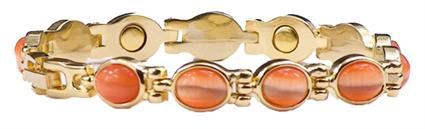 Peach - Magnetic Therapy Bracelet (PCH-CE) - DISCONTINUED