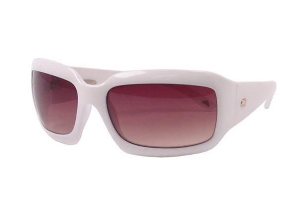 Angel Sunglasses - Peace - White Frame with Brown Gradient Lens - DISCONTINUED