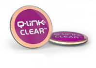 Q-Link CLEAR Pink - DISCONTINUED