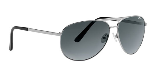 Anarchy Sunglasses - Prime Silver - Polarized - DISCONTINUED