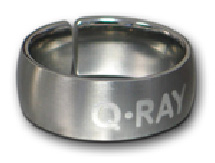 Q Ray Ring - Stainless Steel  Ring (Q5300) - DISCONTINUED