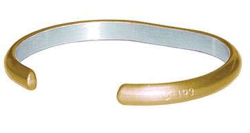Q153 Gold  Bracelet (Q30024) - DISCONTINUED