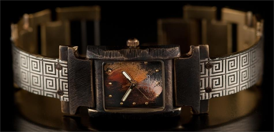 Florence - WatchCraft (R) Handmade Watch (RG3)