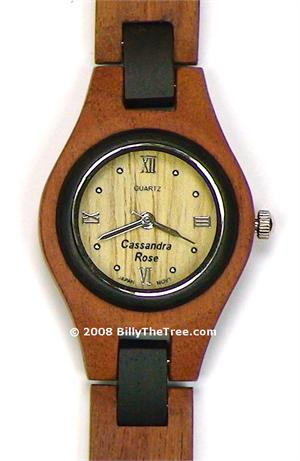 Romano Uno Women's - Wooden Watch (RE126W) - CLEARANCE SALE - DISCONTINUED