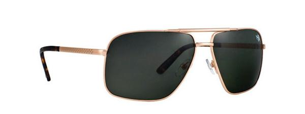Anarchy Sunglasses - Signal Gold - Polarized - DISCONTINUED