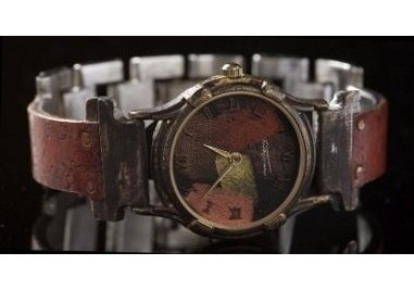 Small Minstrel - WatchCraft (R) Handmade Watch (SLM2)