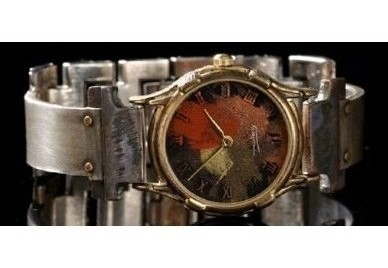 Small Minstrel - WatchCraft (R) Handmade Watch (SLM3)