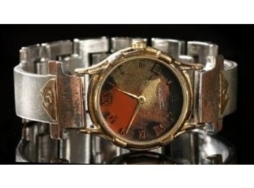 Small Minstrel - WatchCraft (R) Handmade Watch (SLP3)