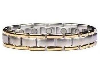 Tennis Combo - Stainless Steel Magnetic Therapy Bracelet (SS-32)