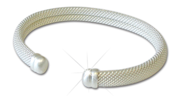 Q Ray Q2 Sterling Silver Double Mesh (Q2414) - DISCONTINUED