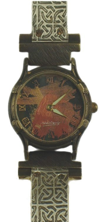 Small Minstrel - WatchCraft (R) Handmade Watch (SLNC3)