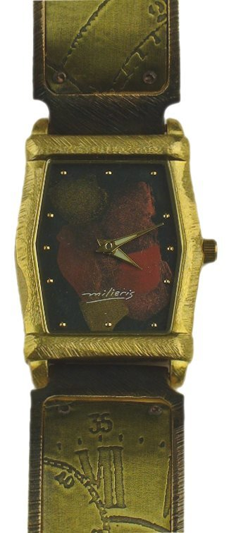 Montevideo - WatchCraft (R) Handmade Watch (DF1)