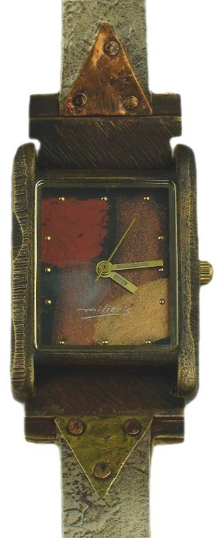 Cloister - WatchCraft (R) Handmade Watch (E3M12)