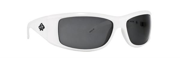 Anarchy Sunglasses - Substitute Shiny White - DISCONTINUED