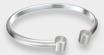 T153 Silver  Bracelet (T31014) - DISCONTINUED