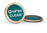 Q-Link CLEAR Teal - DISCONTINUED