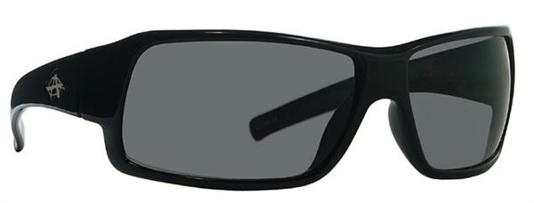 Anarchy Sunglasses - Transfer Shiny Black - DISCONTINUED