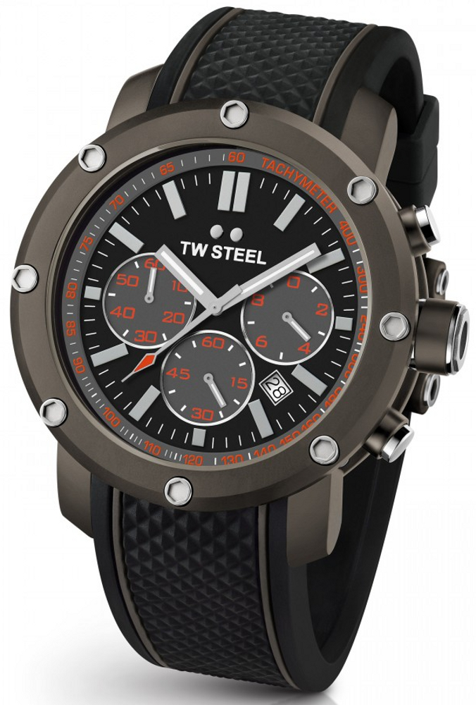 TW Steel Watch - Tech Collection - TS4 (Mens) - DISCONTINUED