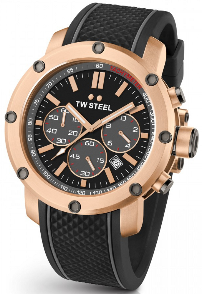 TW Steel Watch - Tech Collection - TS5 (Mens) - LIMITED STOCK
