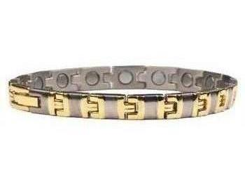 Tiger - Pure Titanium Magnetic Therapy Bracelet (TT-200)