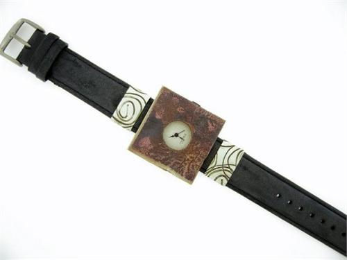 Heaven and Earth - Volcano - WatchCraft (R) Handmade Watch (VNO)