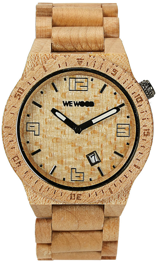 WeWood Wooden Watch - Voyage Beige (wwood017) - DISCONTINUED