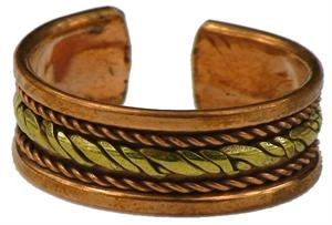 Estate Treasure - Solid Copper Ring - DISCONTINUED