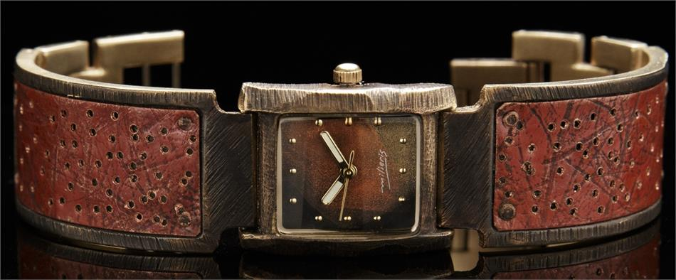 Florence - WatchCraft (R) Handmade Watch (RH2)