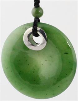 Nephrite jade collection