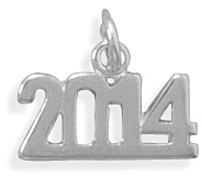 2014 Charm 925 Sterling Silver