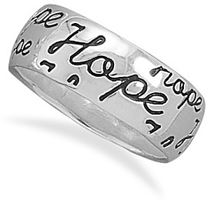 Hope Band 925 Sterling Silver - DISCONTINUED