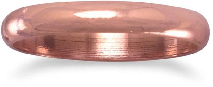 "3mm (1/8"") Solid Copper Ring"