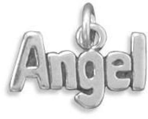 Angel Charm 925 Sterling Silver