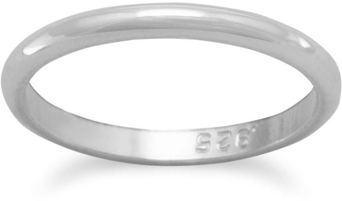 Silver Baby Ring 925 Sterling Silver