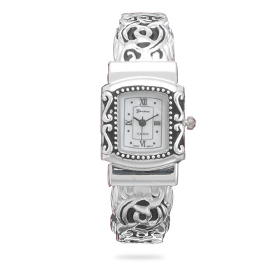 Ornate Fashion Cuff Watch - DISCONTINUED