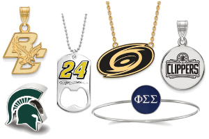 LogoArt Licensed Jewelry