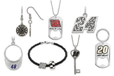 Officially Licensed NASCAR Jewelry
