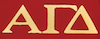 Alpha Gamma Delta Greek Sorority