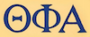 Theta Phi Alpha Greek Sorority